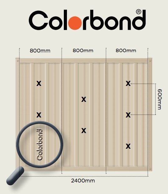 colorbond_fencing_height