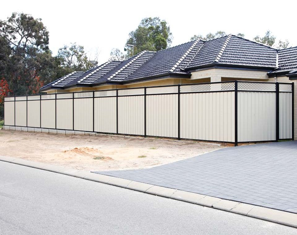 colorbond fence & gates Perth